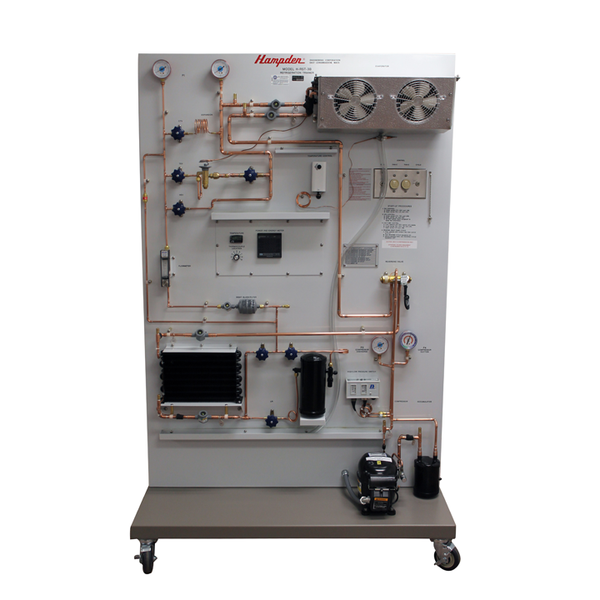 Basic Refrigeration Trainer (R-134a)