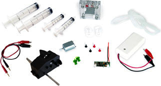 Horizon Educational DIY Fuel Cell Science Kit Classroom Pack
