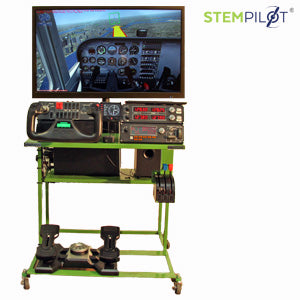 STEMPilot Edustation Pro with Instrument Panel