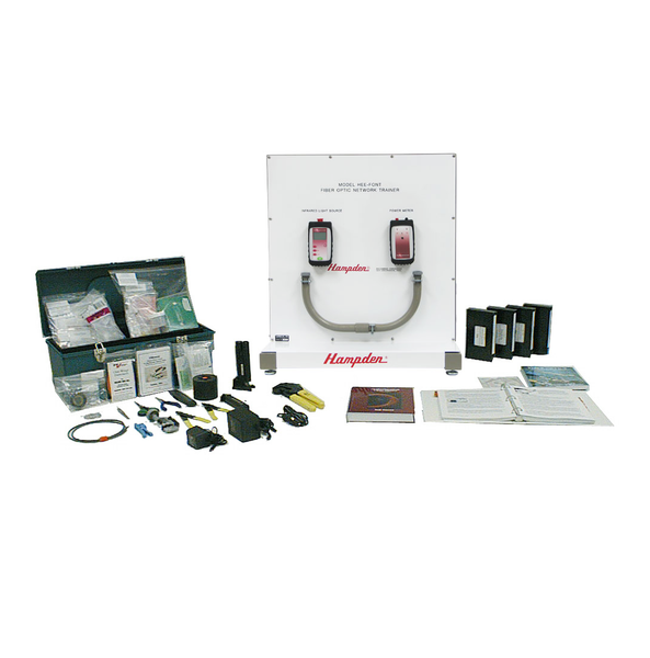 Fiber Optics Network Trainer