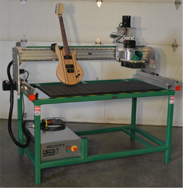 LuthierMax CNC Router 110V,20A