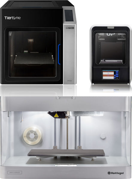Intermediate 3D Printer Bundle