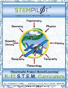 STEMPilot K12 Curriculum Book