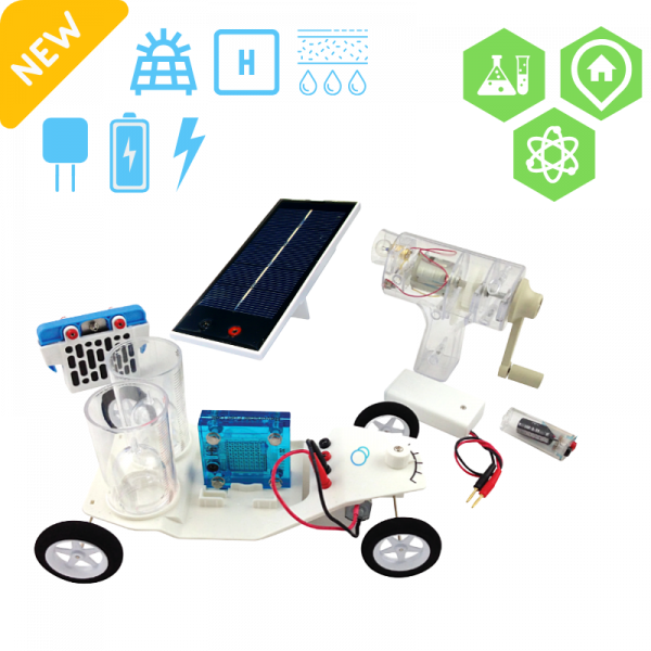 Multi Energy Car Science Kit