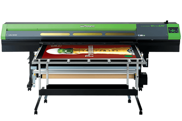 "VERSAUV LEJ-640 64"" HYBRID/FLATBED PRINTER X"