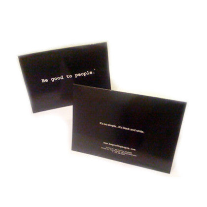 Classic Note Card (8-Pack)