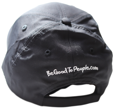 Be Good to People Signature Runners Hat