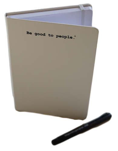 Be Good to People Classic Journal Set