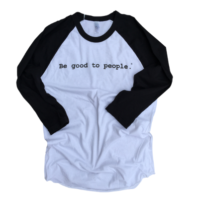 Classic Baseball Tee (Women+Men)
