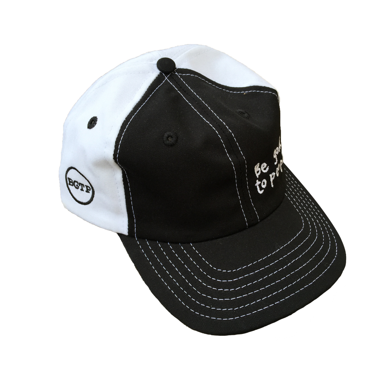 Signature Stitched Baseball Cap