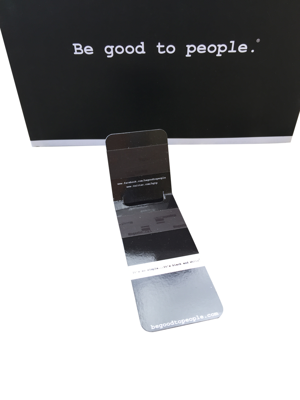 Good-Doer™ Magnetic Bookmark