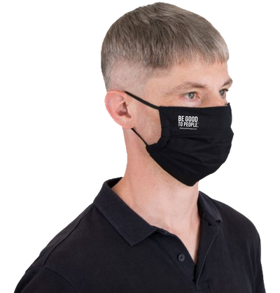 Legacy Pleated Adjustable Face Mask
