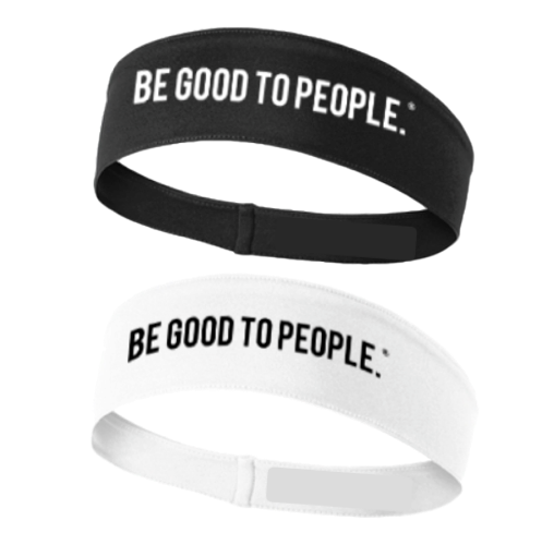 Be Good to People Legacy Performance Headband