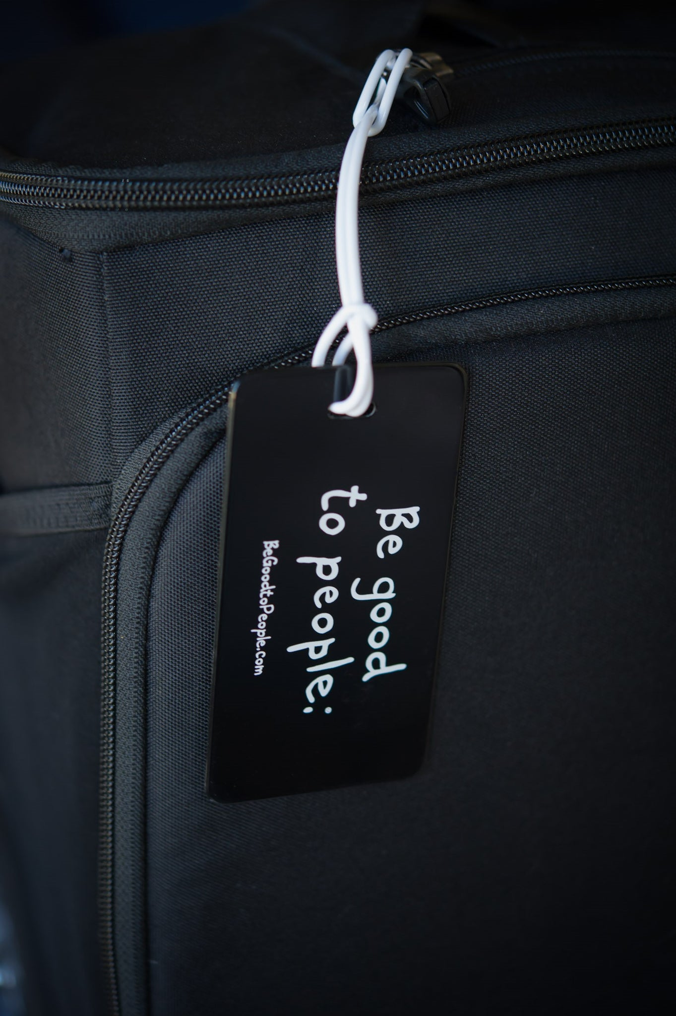 Signature Lightweight Luggage Tag