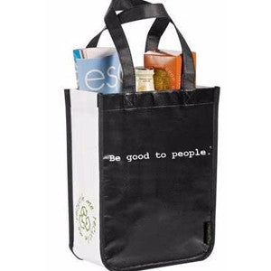 Classic Laminated Mini Tote Bag