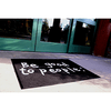 Be Good to People Door Mat