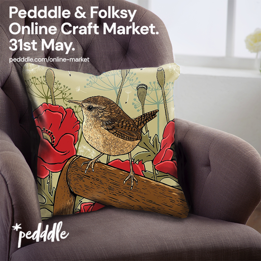 Pedddle & Folksy Market direct to you ....