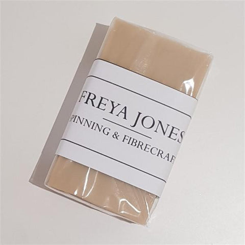 125g Bar of Olive Oil Soap-felting accessories-Freya Jones-Freya Jones Spinning and Fibre Craft