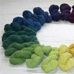 Advanced Spinning: From Worsted to Woolen 2 Day Course-Freya Jones-Freya Jones Art and Craft