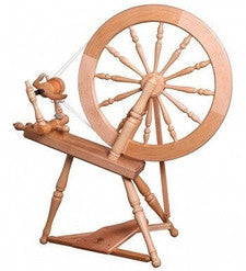 Ashford Elizabeth 2 Spinning Wheel-Spinning Wheel-Ashford-Freya Jones Spinning and Fibre Craft