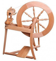 Ashford Traditional Spinning Wheel-Spinning Wheel-Ashford-Freya Jones Spinning and Fibre Craft
