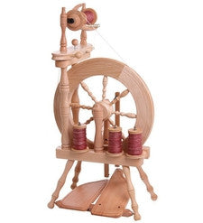Ashford Traveller-Spinning Wheel-Ashford-Freya Jones Spinning and Fibre Craft