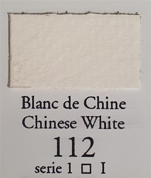 Chinese White 112 10ml Tube-Sennelier-Freya Jones Art and Craft