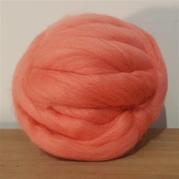 Coral 100% Merino-Freya Jones-Freya Jones Art and Craft