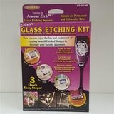 Glass Etching Kit-Freya Jones-Freya Jones Art and Craft