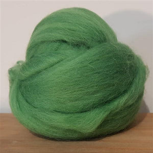 Grass 100% Merino-Freya Jones-Freya Jones Art and Craft