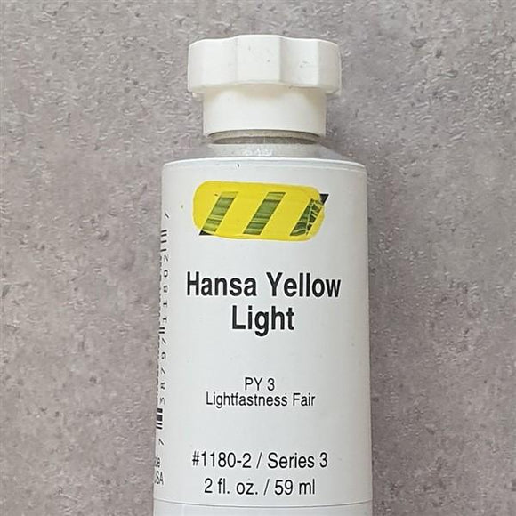 Hansa Yellow Light Heavy Body-Golden-Freya Jones Art and Craft