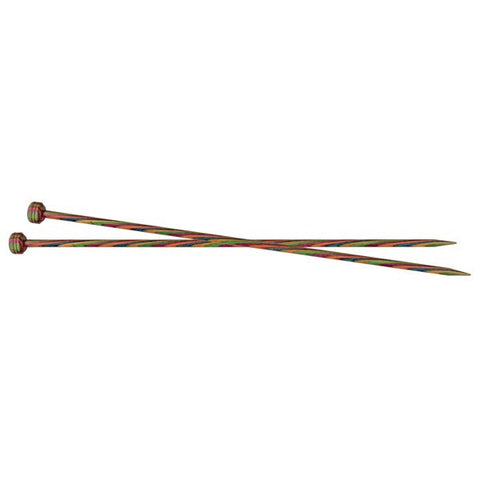 KnitPro Symfonie Straight Knitting Needles 25cm-KnitPro Knitting Needles-KnitPro-Freya Jones Spinning and Fibre Craft