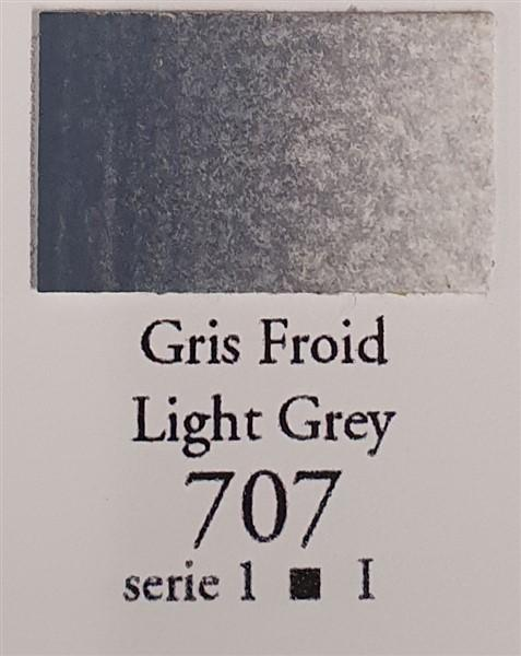 Light Grey 707 10ml Tube-Sennelier-Freya Jones Art and Craft