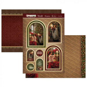 O Holy Night Luxury Topper Set-HunkyDory-Freya Jones Art and Craft