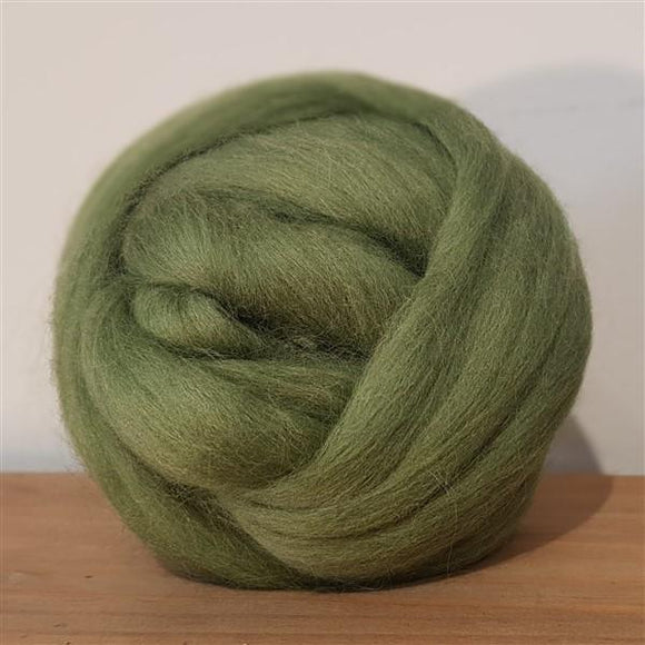 Olive 100% Merino-Freya Jones-Freya Jones Art and Craft