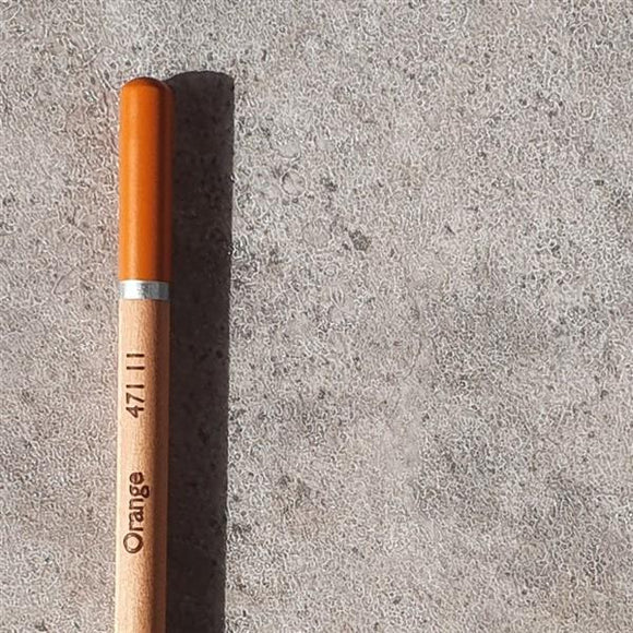 Orange Cretacolor Pastel Pencil-Cretacolor-Freya Jones Art and Craft