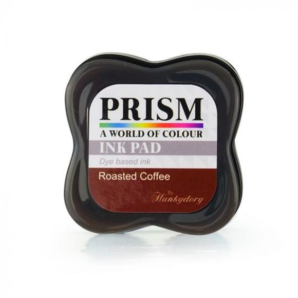 Prism Ink Pads - Roasted Coffee-HunkyDory-Freya Jones Art and Craft