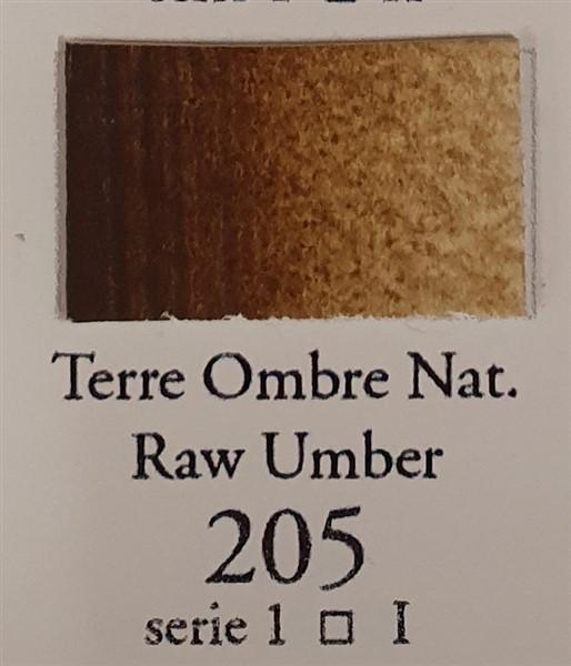 Raw Umber 205 10ml Tube-Sennelier-Freya Jones Art and Craft