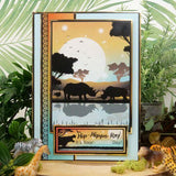 Reflections in the Sun Luxury Topper Set-HunkyDory-Freya Jones Art and Craft