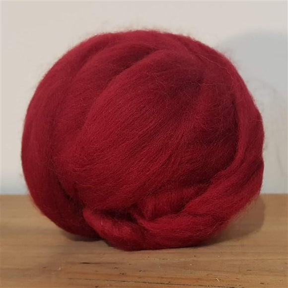 Ruby 100% Merino-Freya Jones-Freya Jones Art and Craft