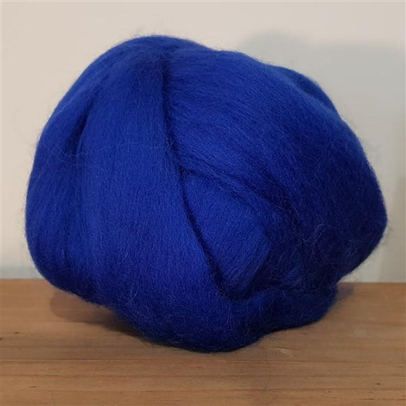 Sapphire 100% Merino-Fibres-Freya Jones-Freya Jones Spinning and Fibre Craft