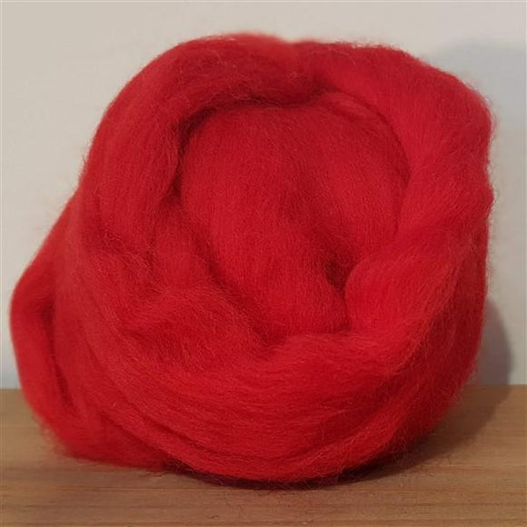 Scarlet 100% Merino-Freya Jones-Freya Jones Art and Craft