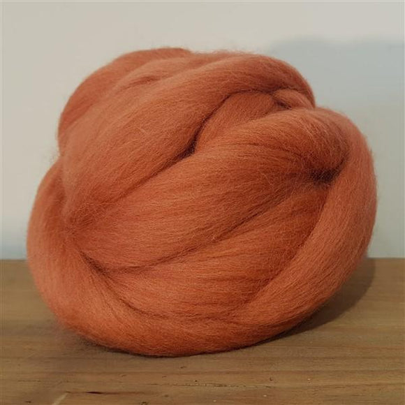 Terracotta 100% Merino-Freya Jones-Freya Jones Art and Craft