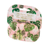 Tropical Palm Mini Travel Case-gift-Freya Jones-Freya Jones Spinning and Fibre Craft
