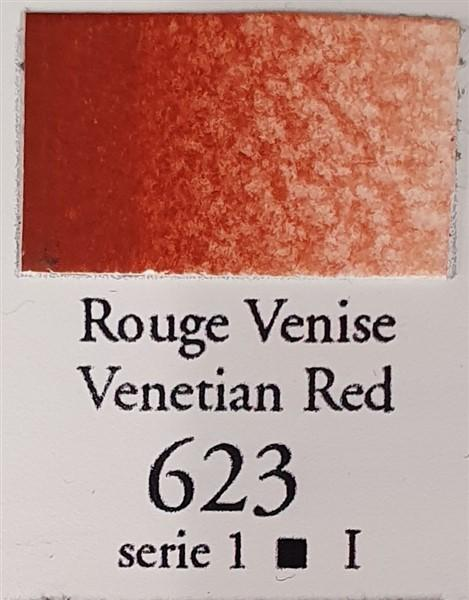 Venetian Red 623 Half Pan-Sennelier-Freya Jones Art and Craft