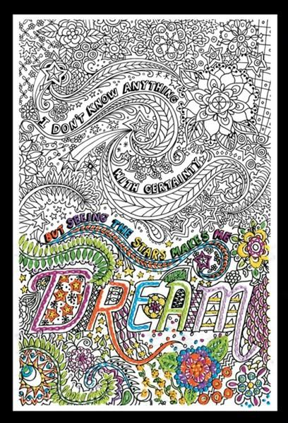 Zenbroidery - Dream-Freya Jones-Freya Jones Art and Craft
