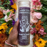 John the Conqueror 7 Day Candle - Chakra Zulu