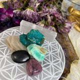 Crystals for Cancer - Chakra Zulu