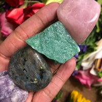 Crystals For Anxiety - Chakra Zulu