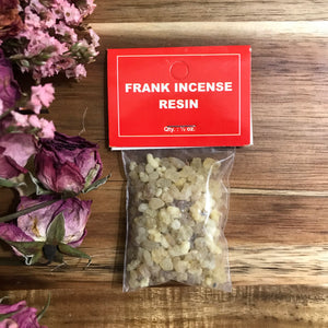 Frankincense Resin Incense - Chakra Zulu